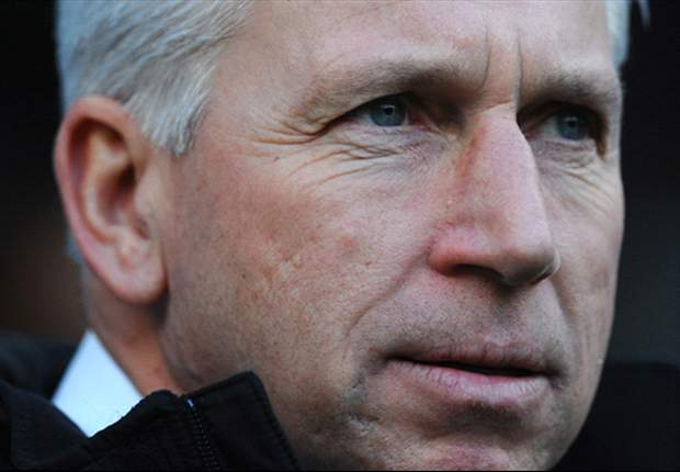 I am lucky to still be at Newcastle, admits Pardew
