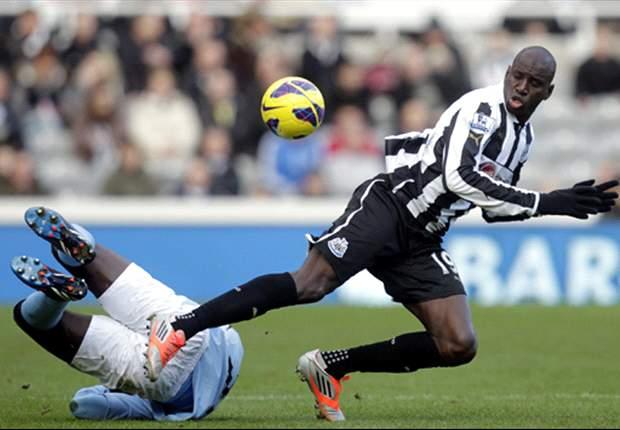 Demba Ba maakt zich op voor transfer