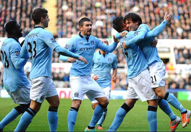 Newcastle 1-3 Manchester City: Yaya Toure seals victory to quell Toon fightback