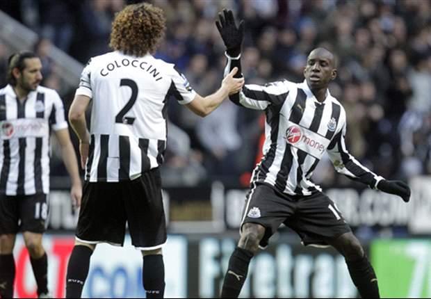 Primo colpo di mercato del Chelsea: ufficiale l'arrivo dal Newcastle di Demba Ba