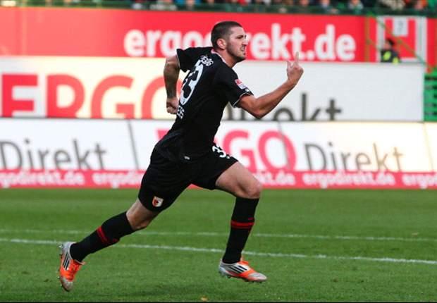 Mölders verlängert bis 2015 beim FC Augsburg