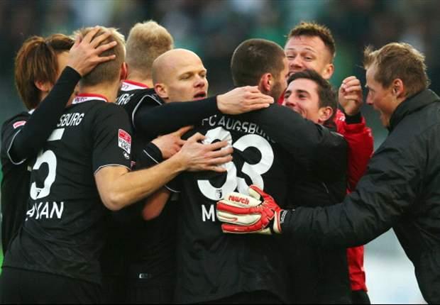Das Bundesliga-Zeugnis: FC Augsburg