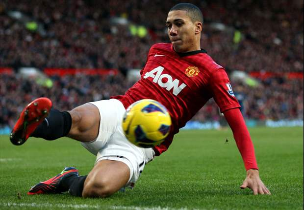 Manchester United defender Smalling sets goalscoring target
