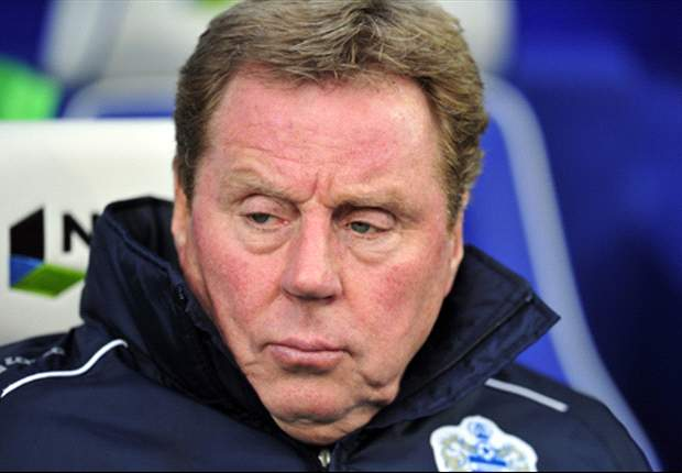 Redknapp: QPR had to shut up shop at half-time to avoid losing 8-0