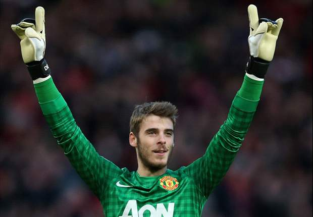 De Gea comes of age for Manchester United in