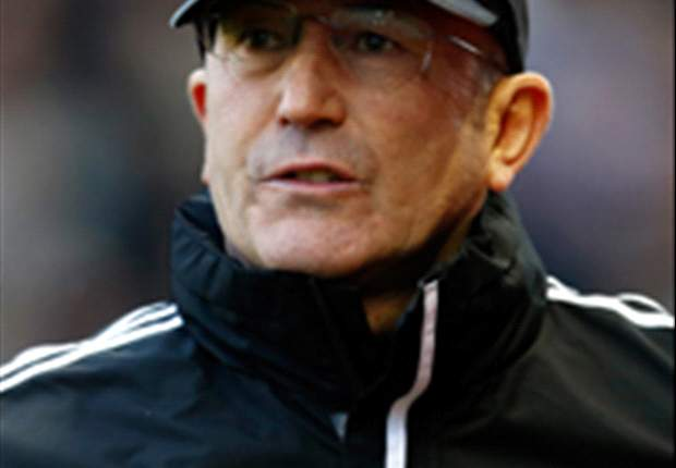 We don't deserve to be in relegation fight, says Stoke boss Pulis