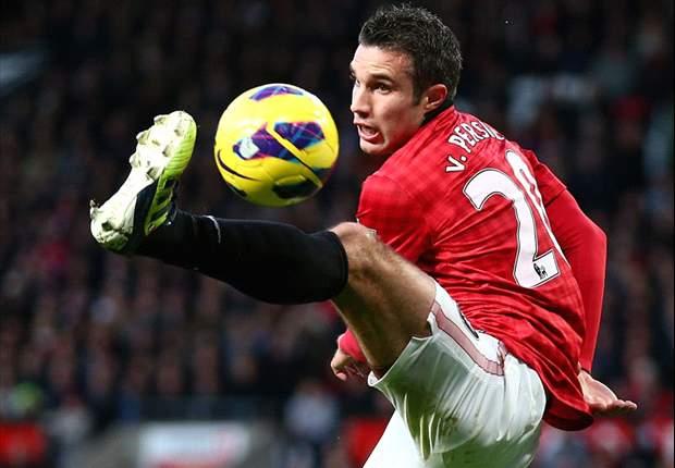 Robin Van Persie Adalah Lionel Messi-nya Manchester United