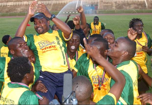 Former Stars coach Kimanzi vows to appeal decision by CAF to suspend him