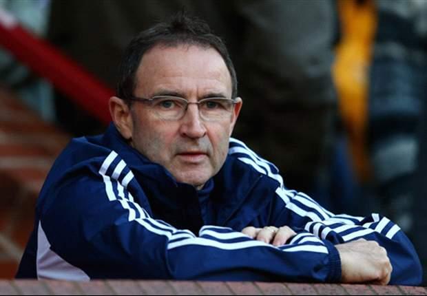 Versus Manchester City, Martin O'Neill Berharap Ulang Sejarah