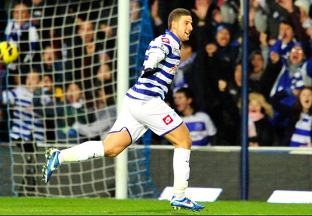 Redknapp hails 'amazing' Taarabt as his double earns QPR first league win