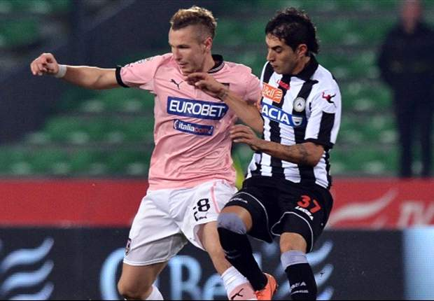 Udinese 1 x 1 Palermo: Di Natale marca no fim e evita derrota dos mandantes