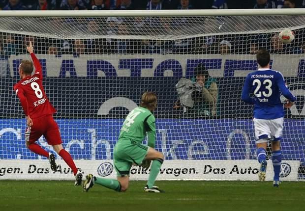 Schalker Frust unterm Tannenbaum: Freiburg gewinnt 3:1