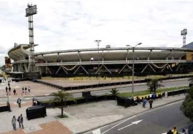 Medidas de seguridad para Millonarios Vs. Medellín