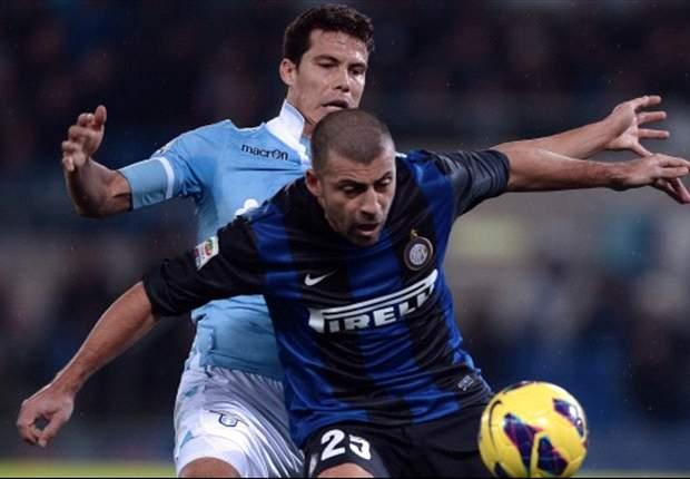 Miroslav Klose le pone un freno al Inter