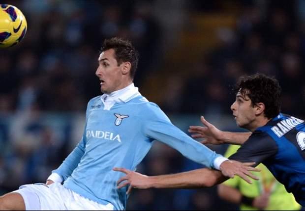 Inter-Coach Stramaccioni lobt Siegtorschütze Miroslav Klose