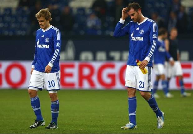 Miese Stimmung bei Schalke 04