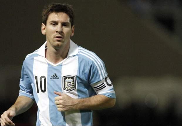 Lionel Messi Ingin Argentina Sesukses Barcelona