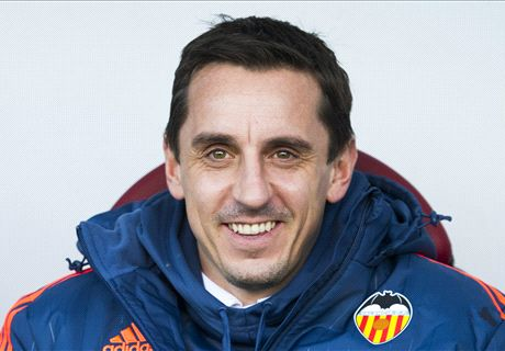 Neville bags first Valencia win