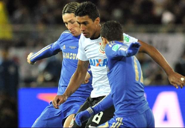 Laporan Pertandingan: Corinthians 1-0 Chelsea