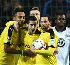 RATINGS: Dortmund 4-1 Frankfurt