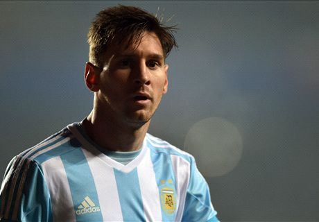 EXCLUSIVE: 'It's hard being Messi'