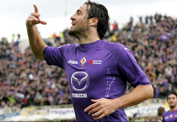 Luca Toni Yakin Atasi Juventus