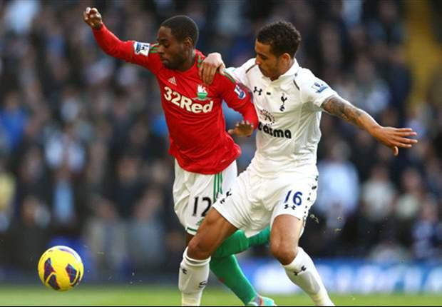 Tottenham 1-0 Swansea City: Late Vertonghen strike breaks Swans' resistance