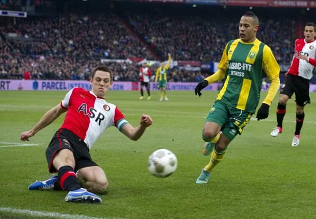 REVIEW Eredivisie Belanda: Feyenoord Ke Lima Besar, Utrecht Tekuk Heerenveen