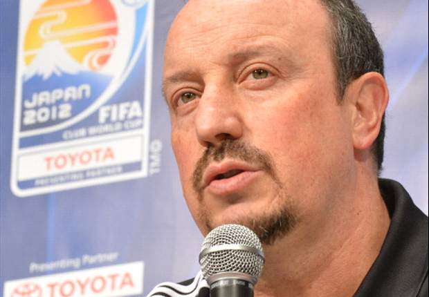 Benitez: I'm not worried by Chelsea fans after Club World Cup defeat