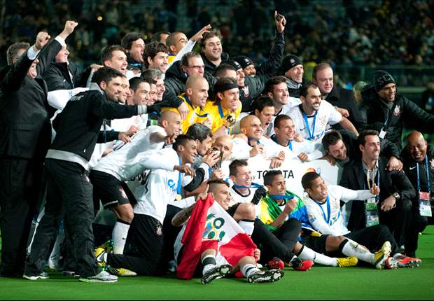 Goal.com's Best XI of the 2012 Fifa Club World Cup: Corinthians reign after dramatic Chelsea victory