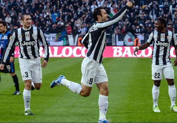 Juventus 3-0 Atalanta: Bianconeri blitz 10-man Dea to surge seven points clear