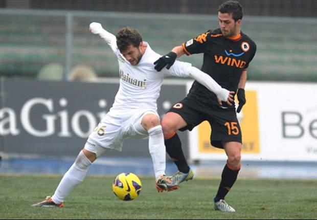Roma perde e vê rivais encostando na tabela