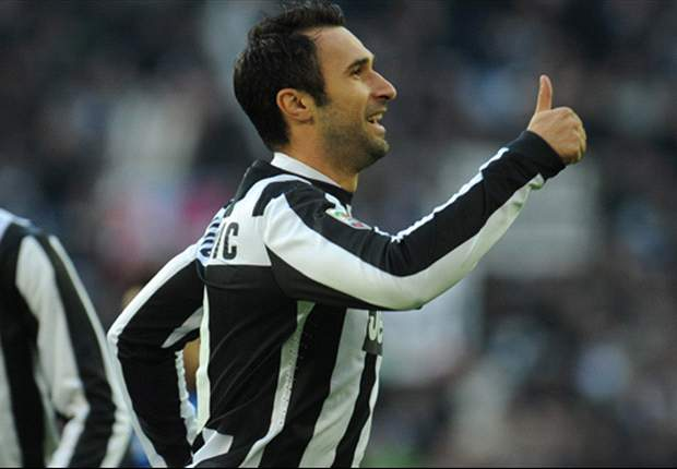 Vucinic says early goal vital in Juventus victory over Atalanta
