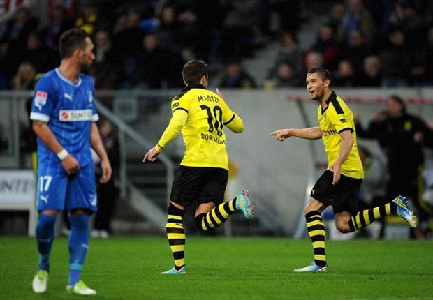 Bundesliga Team of the Week: Gotze & Hummels help Dortmund bounce back