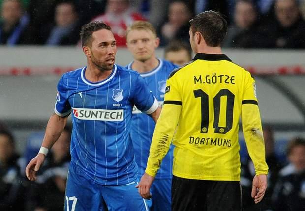 ALL - Dortmund se défait d'Hoffenheim