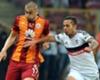 Burak Yilmaz Kerim Frei Galatasaray Besiktas STSL