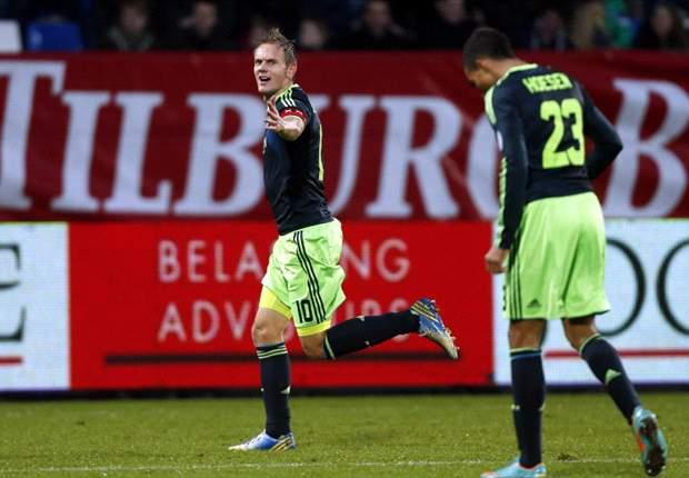 """""""Ajax de winnaar van het weekend"""""""