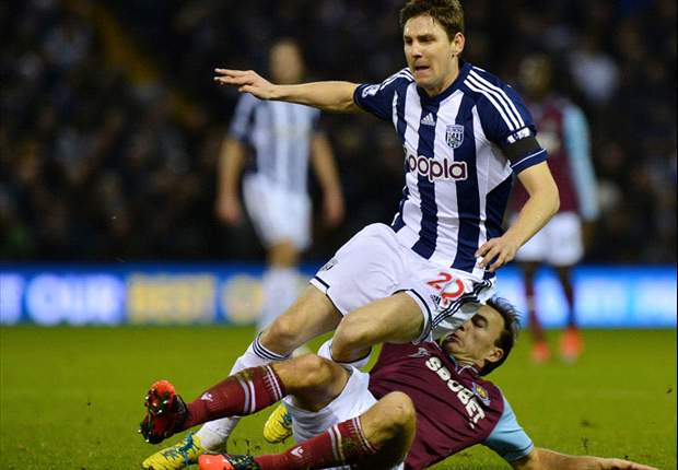 West Brom can 'relax' after ending winless run – Gera