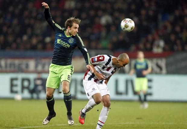 """Eriksen: """"Seizoen bij Ajax afmaken"""""""
