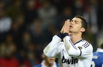 Real Madrid 2-2 Espanyol: Brittle Blancos blow chance to close gap