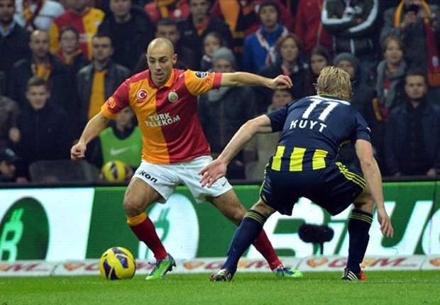 Nordin Amrabat insiste en que el Galatasaray no teme al Real Madrid