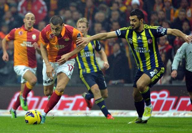 TUR - Galatasaray remporte le derby