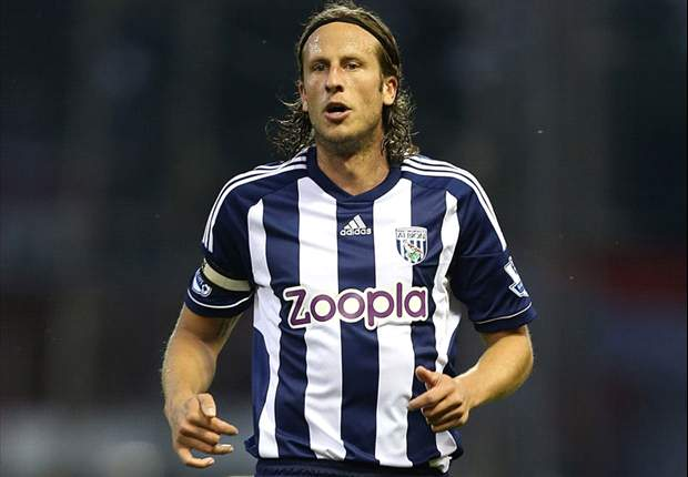 West Brom reject QPR's £5m bid for Jonas Olsson