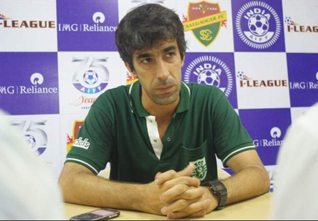 Sporting coach Oscar Barreras: Beating Churchill and Salgaocar was not down to luck