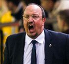 VIDEO: Rafa laments Madrid's first half display