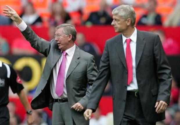 Former Arsenal manager Bruce Rioch says Arsene Wenger should be more like Sir Alex Ferguson