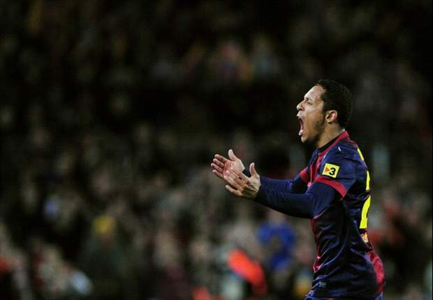 Adriano: Barcelona must concede fewer goals