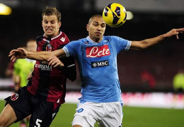 Bologna Permalukan Napoli