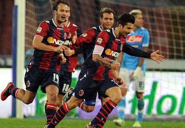Bologna senza big in Coppa Italia: Pioli ne chiama 19 per la sfida contro il Napoli, a casa Diamanti, Gilardino e Gabbiadini