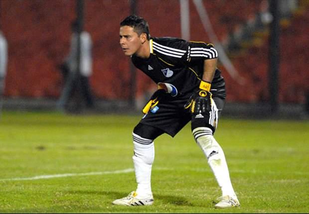 Luis Delgado, el nuevo ídolo azul